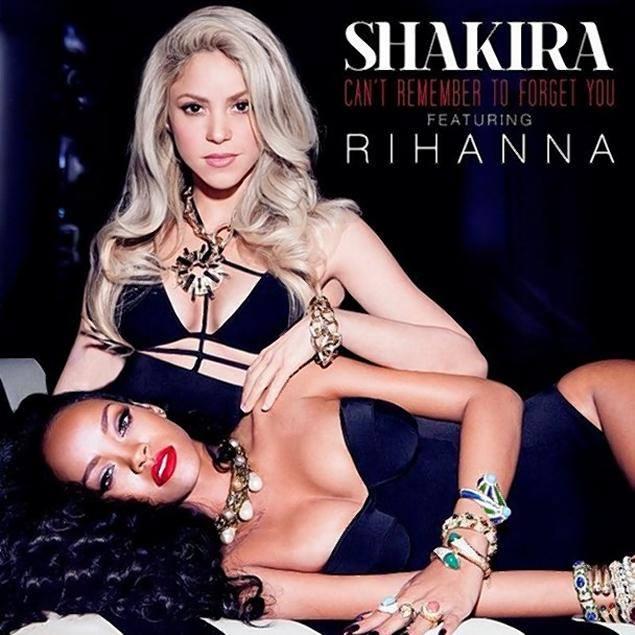 Shakira és Rihanna