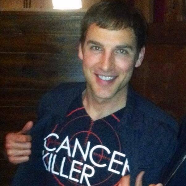 Chris ma már boldogan él és másoknak segít, hogy legyőzzék a rákot