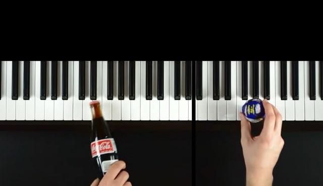 25 reklámdalból egyedi zongoradarab készült. Ezt neked is hallanod kell!