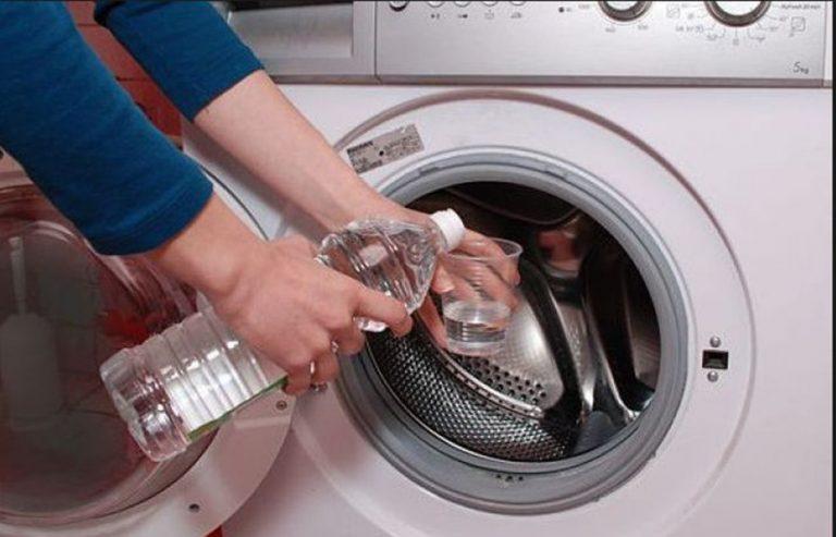 Így tisztíthatjuk ki a mosógépet vegyszerek használata nélkül! Olcsó, természetes és gyors!