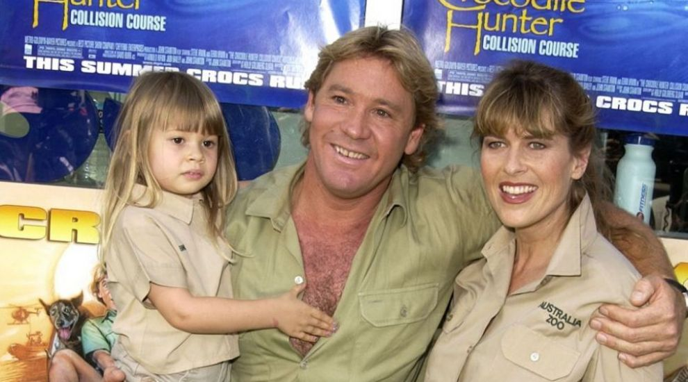 Így néz ki a Krokodilvadász, Steve Irwin felnőtt lánya!