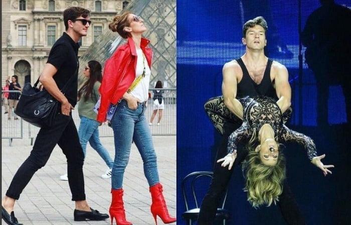 Celine Dion második ifjúságát éli: 17 évvel fiatalabb szeretőre tett szert