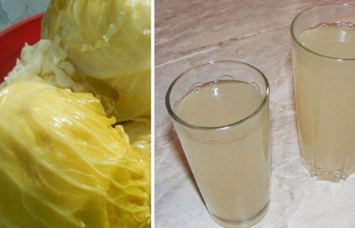 A savanyú káposzta leve aranyat ér, hiszen erősíti a legyengült szervezetet és késlelteti az öregedési folyamatokat!