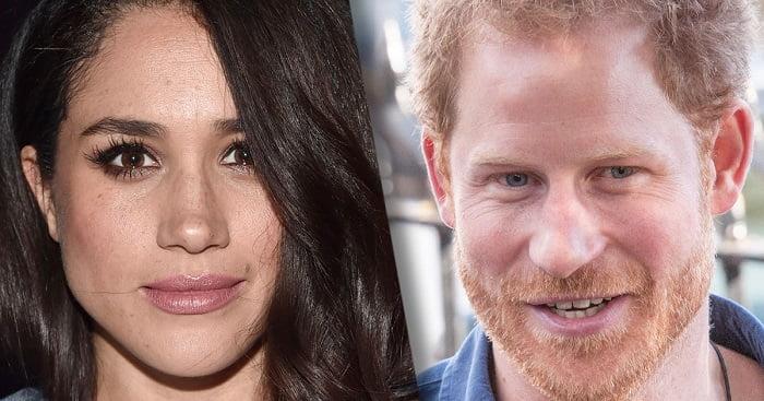Harry herceg megkérte barátnője, Meghan Markle kezét
