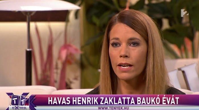 Súlyos vádakkal illeti Baukó Éva Havas Henriket