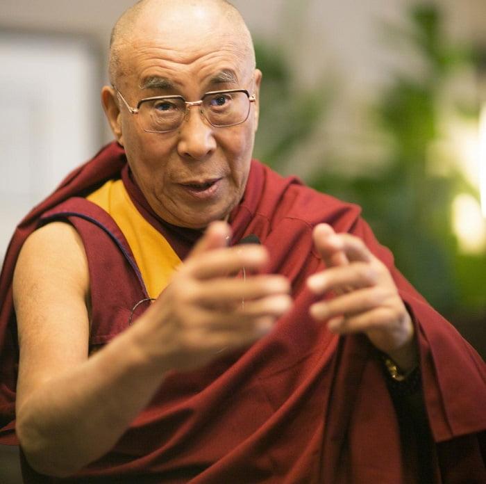 Dalai Láma: a boldogság titka egyszerű, és nem más mint...