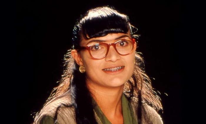 Így néz ki ma Betty, a csúnya lány!