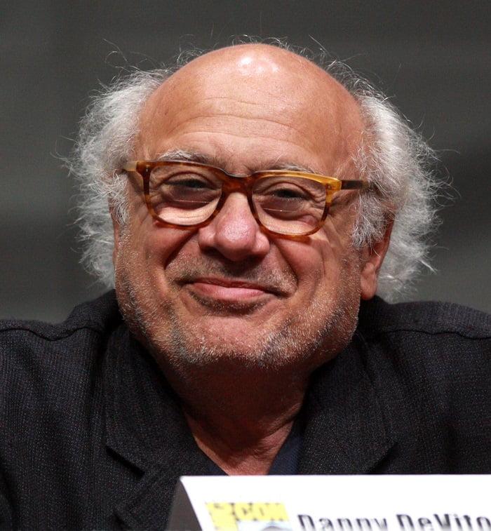 Szépen megöregedett: Így néz ki ma a 73 éves Danny DeVito!