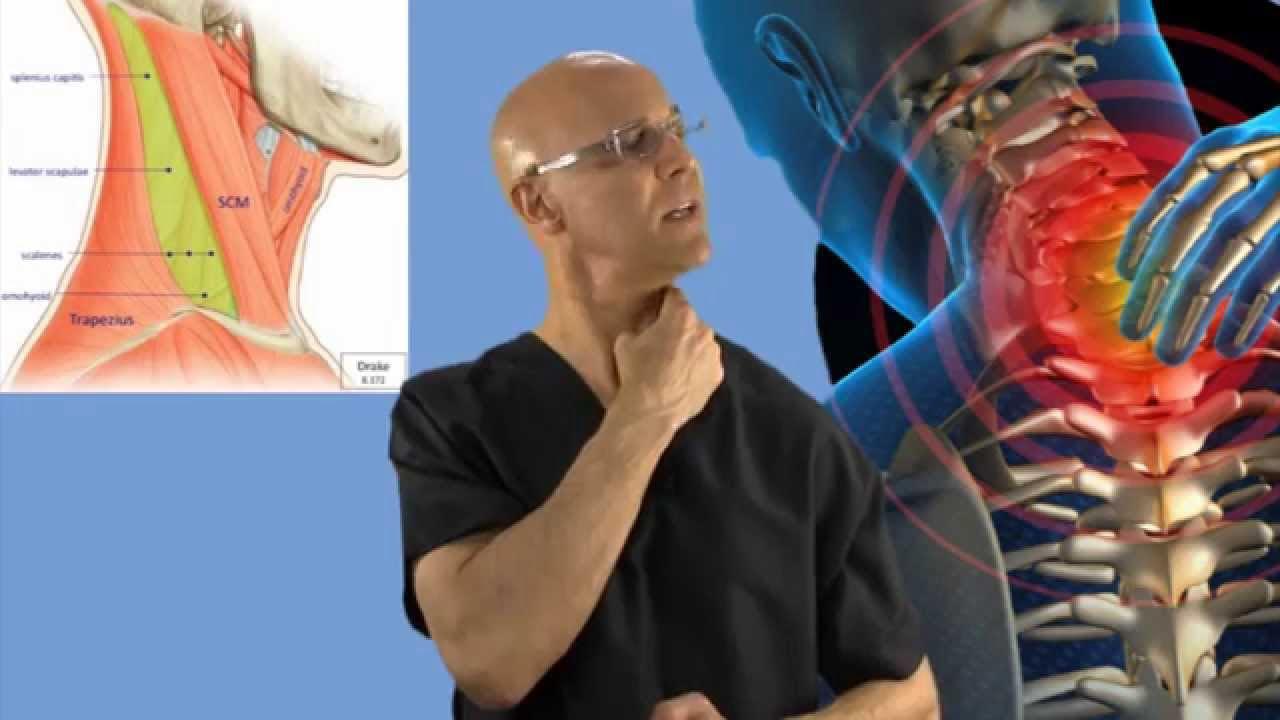 Orvos mutatja be, hogy hogyan szabadulj meg a merev, fájós nyaktól!