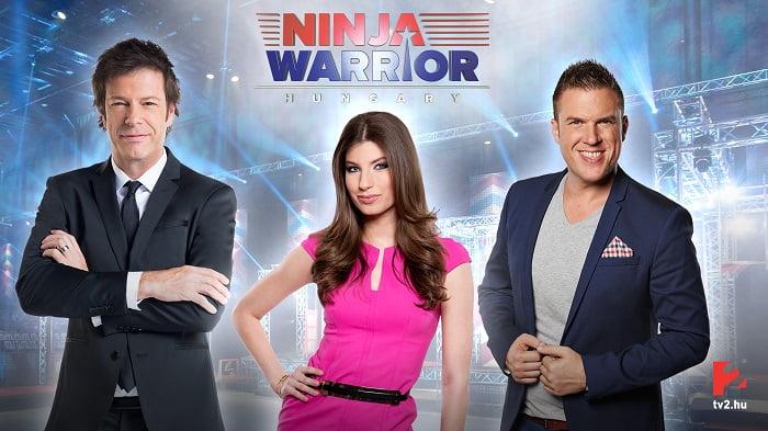 Új műsorvezetőkkel tér vissza a Ninja Warrior Hungary
