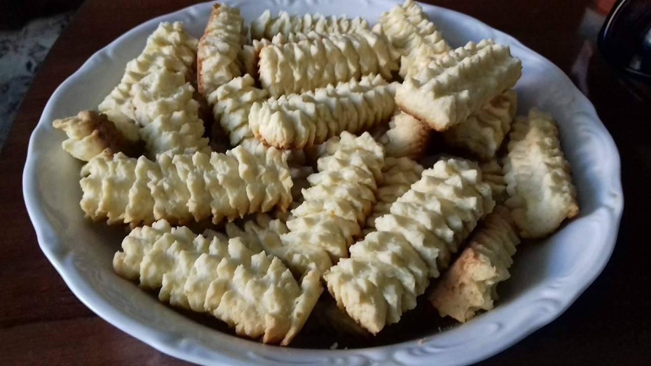 Darált keksz - gyerekkorunk egyik legszebb emléke