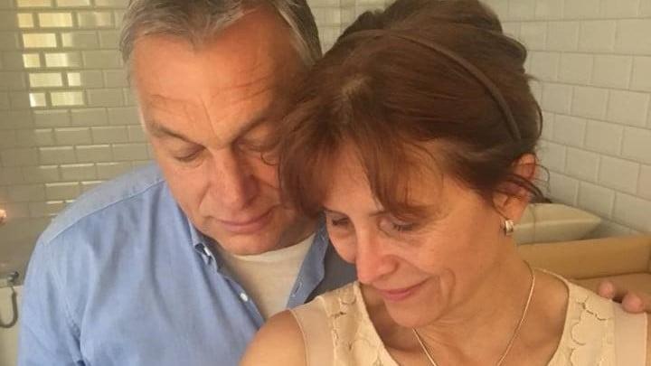 Megszületett Orbán Viktor és Lévai Anikó második unokája