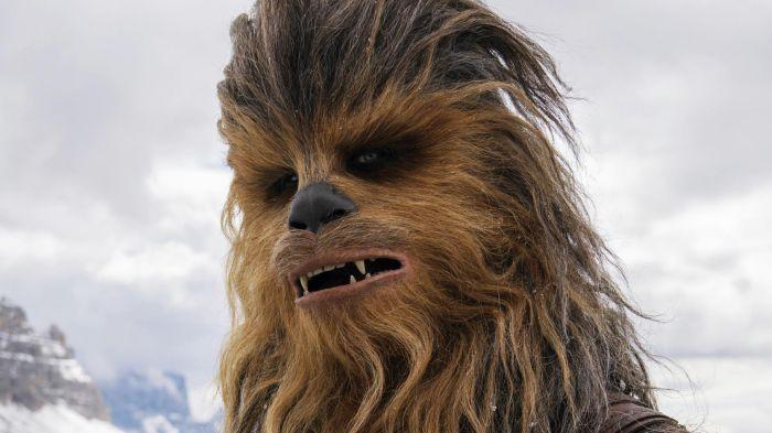 Ez a jóképű színész alakítja a Star Wars népszerű figuráját, Chewbaccát!