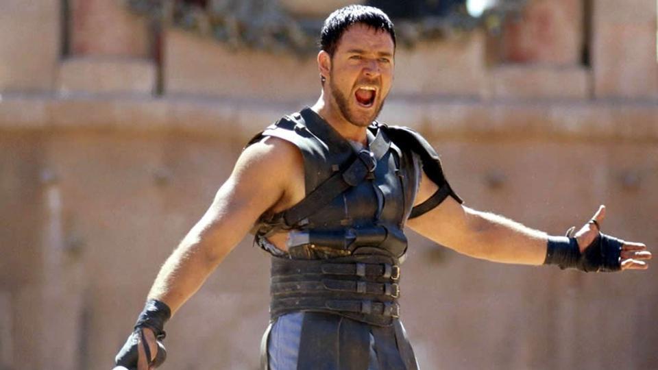 130 kilósra hízott a Gladiátor - Rá sem lehet ismerni Russel Crowe-ra!