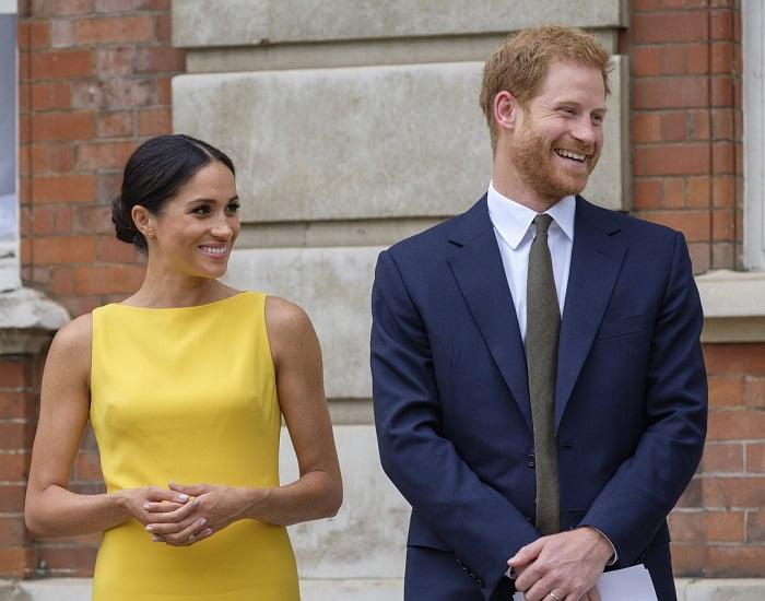 Milyen lehet a hercegi párnak földi halandóként élni? Ilyenek Meghan Markle és Harry herceg édes mindennapjai