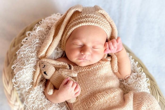 Miért jelent jót, ha kisbabával álmodunk?