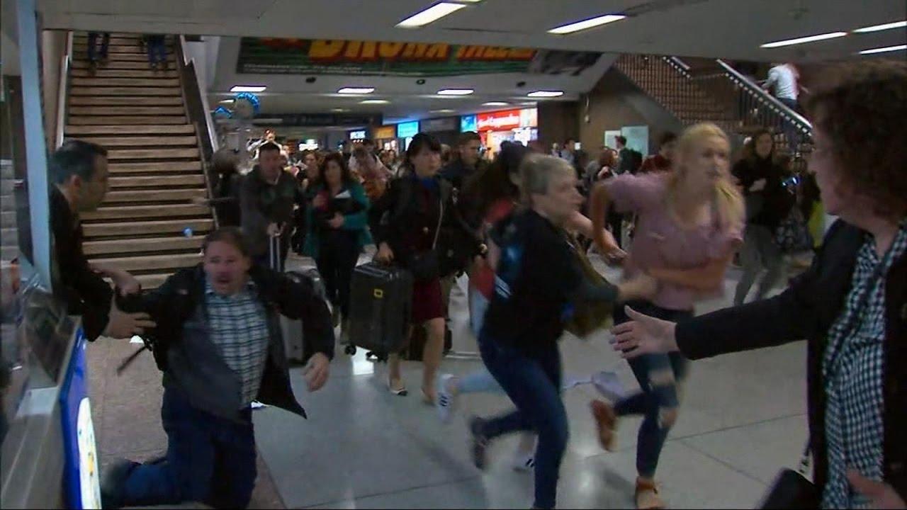 Fejvesztve menekültek az utasok a New York-i metróból