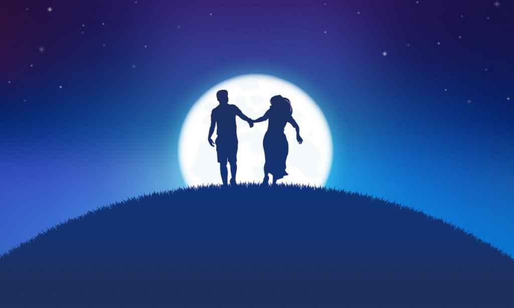 Két csillagjegypár, aki arra született, hogy boldogságban és harmóniában éljen együtt