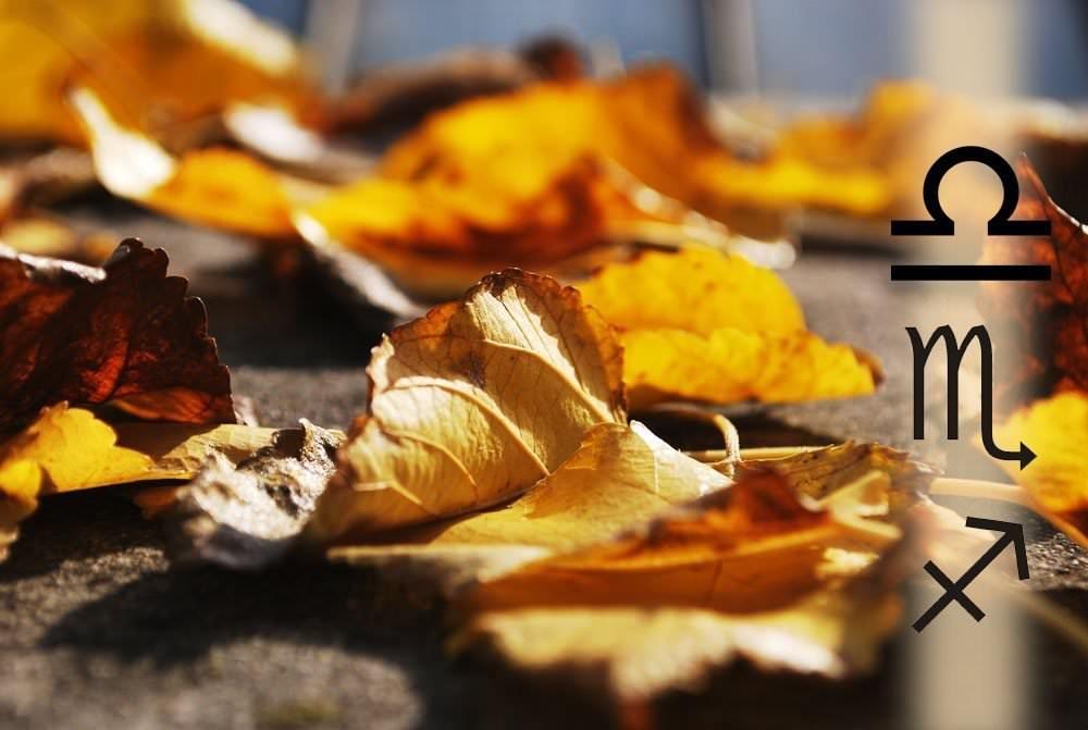 4 csillagjegy, aki a legjobban örül az ősz beköszöntének!