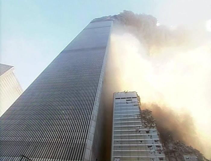 Hátborzongató felvételek kerültek elő a 2001. szeptember 11-ei terrortámadásról