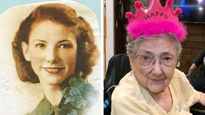 Élet a tükörben: a nő, aki 99 évet élt úgy, hogy a belső szervei a rossz oldalon voltak