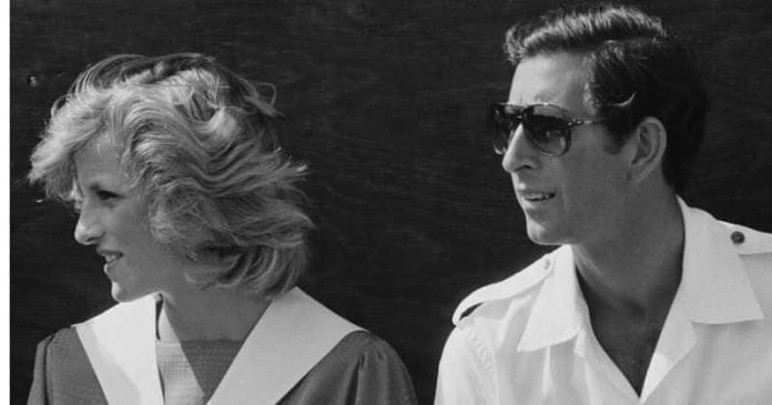 Diana hercegné elsírta magát: fotó örökítette meg a pillanatot, amikor Károly herceggel megromlott a házassága