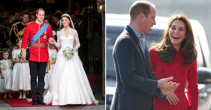 Katalin hercegné és Vilmos herceg 10 éve házasodtak össze - első találkozásuk kínosra sikeredett