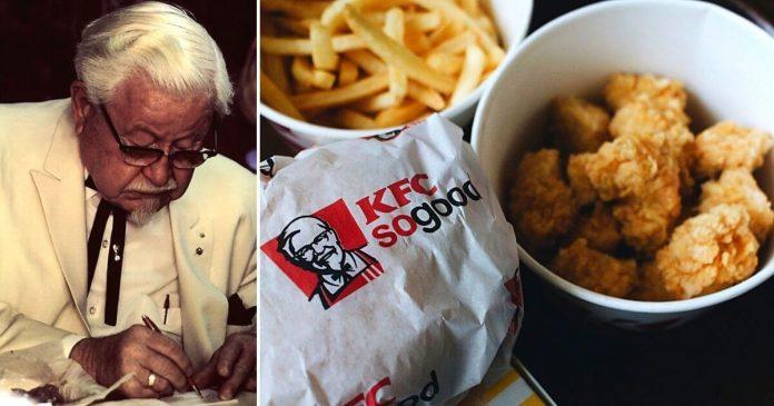 A KFC igazi sztorija: Sanders ezredes csirkecombjainak hihetetlen története