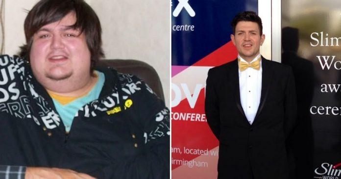 108 kilót adott le 18 hónap alatt egy brit férfi - most másoknak segít lefogyni