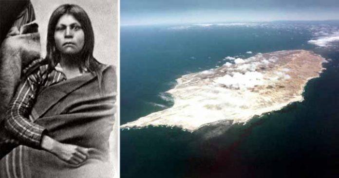 Juana Maria, a nő, aki 18 évig egyedül élt egy szigeten