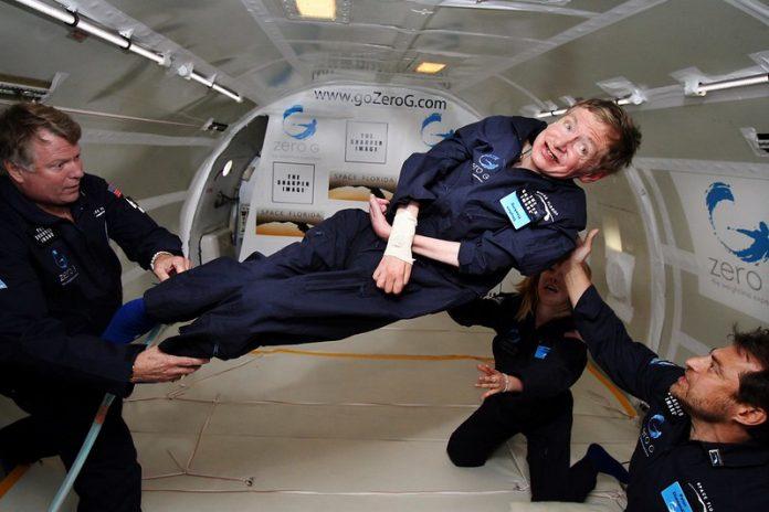 Egy gyönyörű üzenetet fogalmazott meg Stephen Hawking azoknak, akik depresszióval küzdenek!