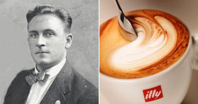 Illy Ferenc, a temesvári születésű üzletember, az Illy kávégyártó cég alapítója