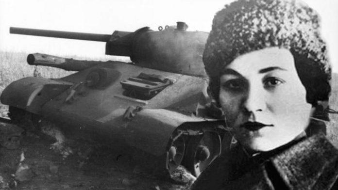 Marija Oktyabrszkaja, a nő, aki vett egy tankot, hogy megbosszulja a férje halálát