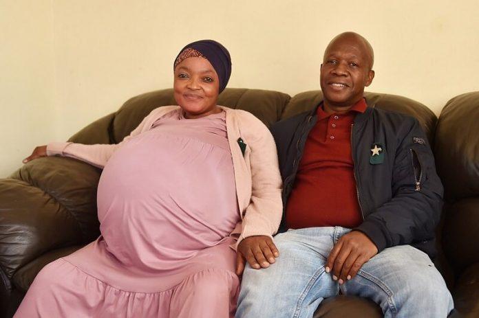 10 gyereknek adott életet egy 37 éves dél-afrikai nő