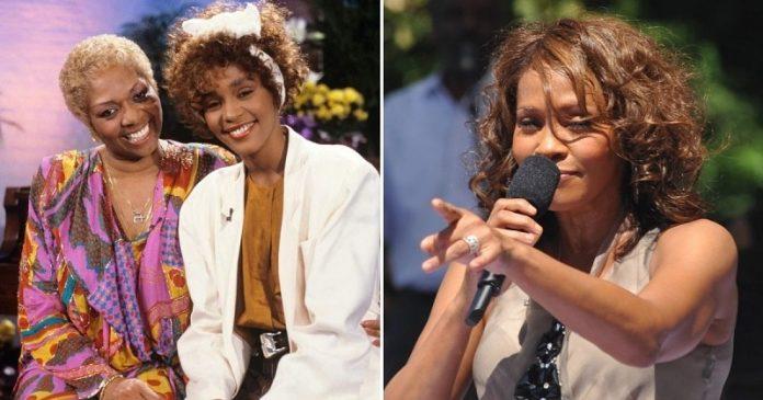 Ezt mondta Whitney Houston az édesanyjának, fél órával a halála előtt